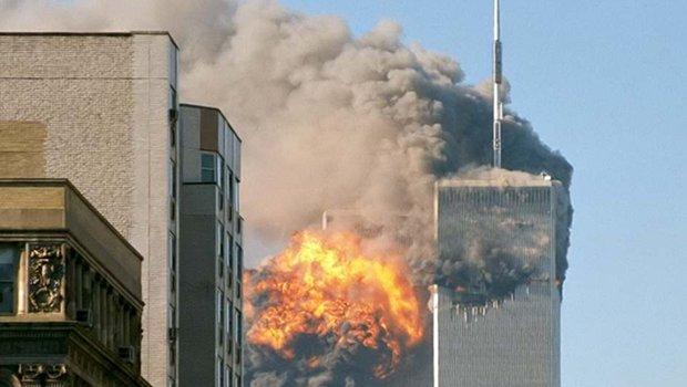 Hochhaus Explosion