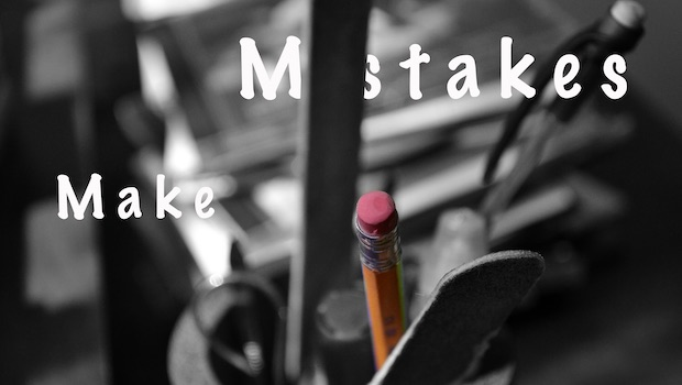 Bleistift Make Mistakes