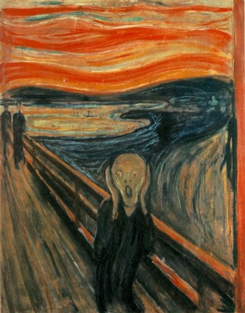 Der Schrei von Munch