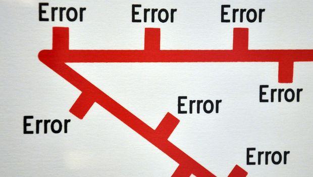 Fehlermeldung aka Error