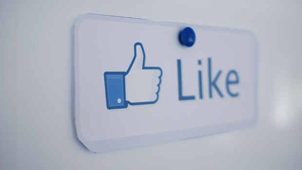 Facebook Daumen Like