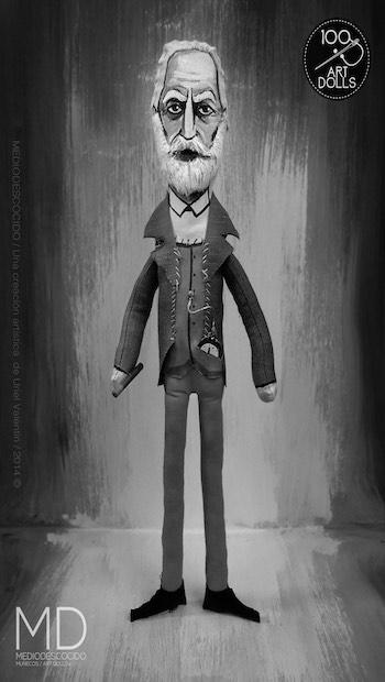 Freud gezeichnet