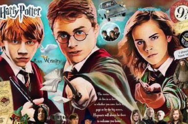 Harry Potter Filmplakat