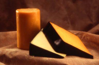 Käse schwarze Rinde