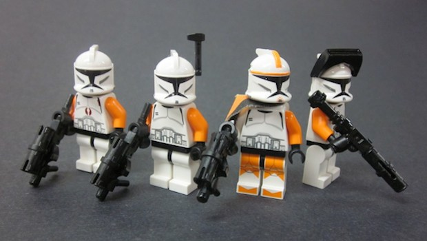 Lego Star Wars Figuren