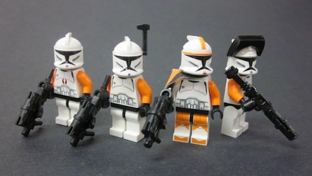 Lego Star Wars Figuren