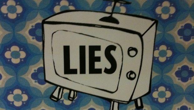 Lies Fernseher Tapete