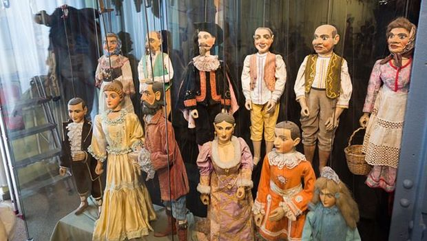 Marionettenfiguren