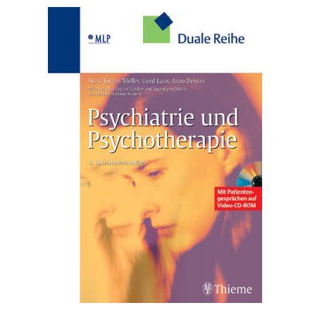 Psychiatrie und Psychotherapie Buchcover