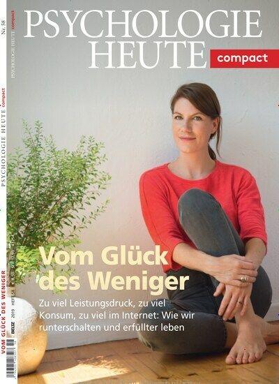 Psychologie Heute compact Titelblatt