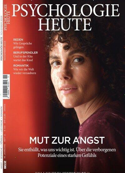 Psychologie Heute Titelblatt