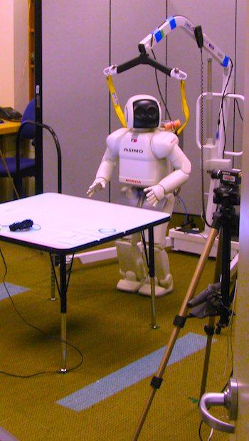 Roboter Labor