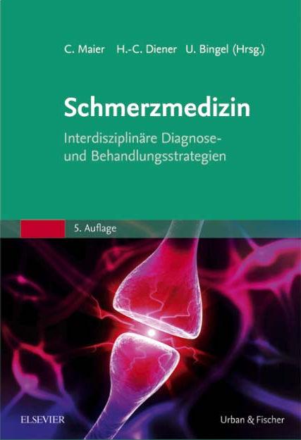 Schmerzmedizin: Interdisziplinäre Diagnose- und Behandlungsstrategien Buchcover