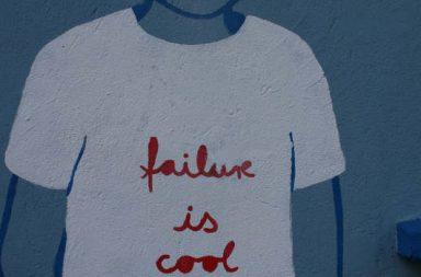 Shirt: Failure is cool