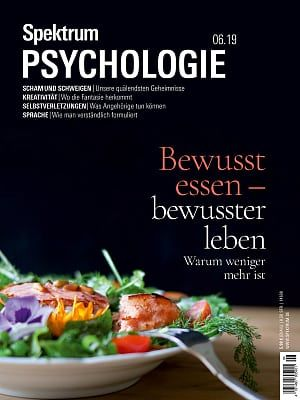 Spektrum PSYCHOLOGIE Titelblatt