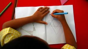 Zeichnung eines Kindes
