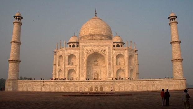 indisches sakrales Bauwerk