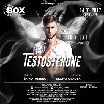 Testosterone Filmplakat