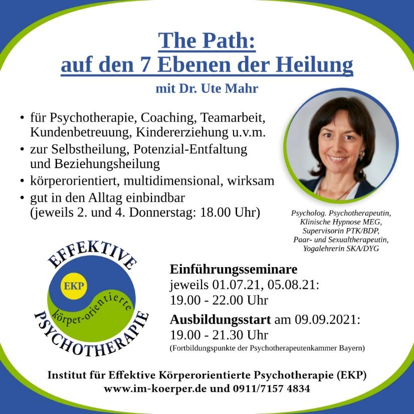 The PATH: auf den 7 Ebenen der Heilung