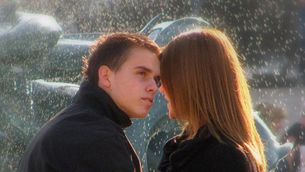 Partner empfinden Zuneigung