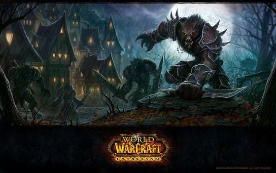 Szene aus World of Warcraft