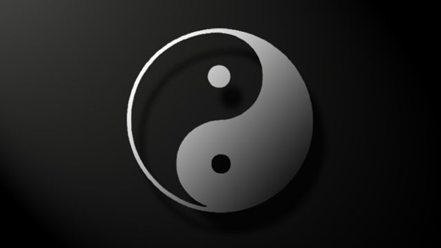 Yin und Yang Symbol